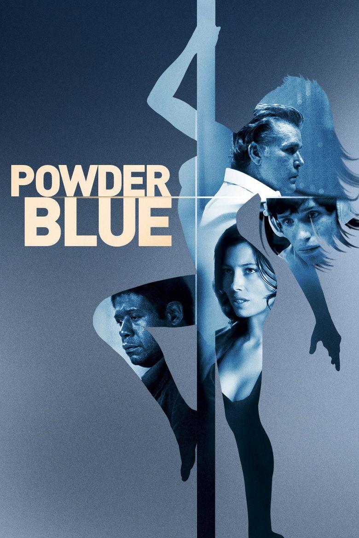 Powder Blue (film) movie poster