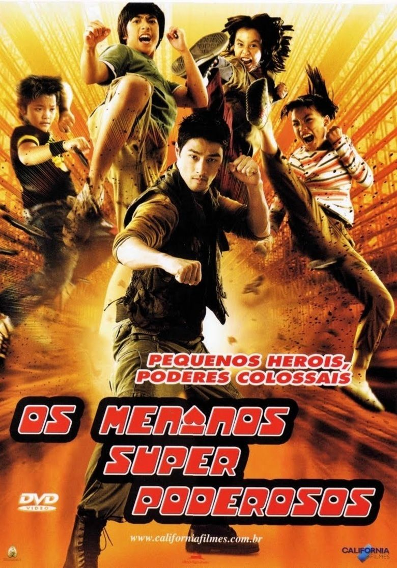 Power Kids movie poster