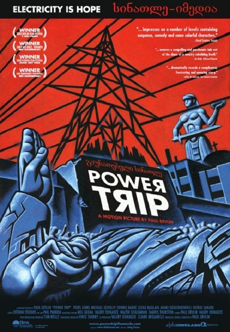 Power Trip (film) movie poster