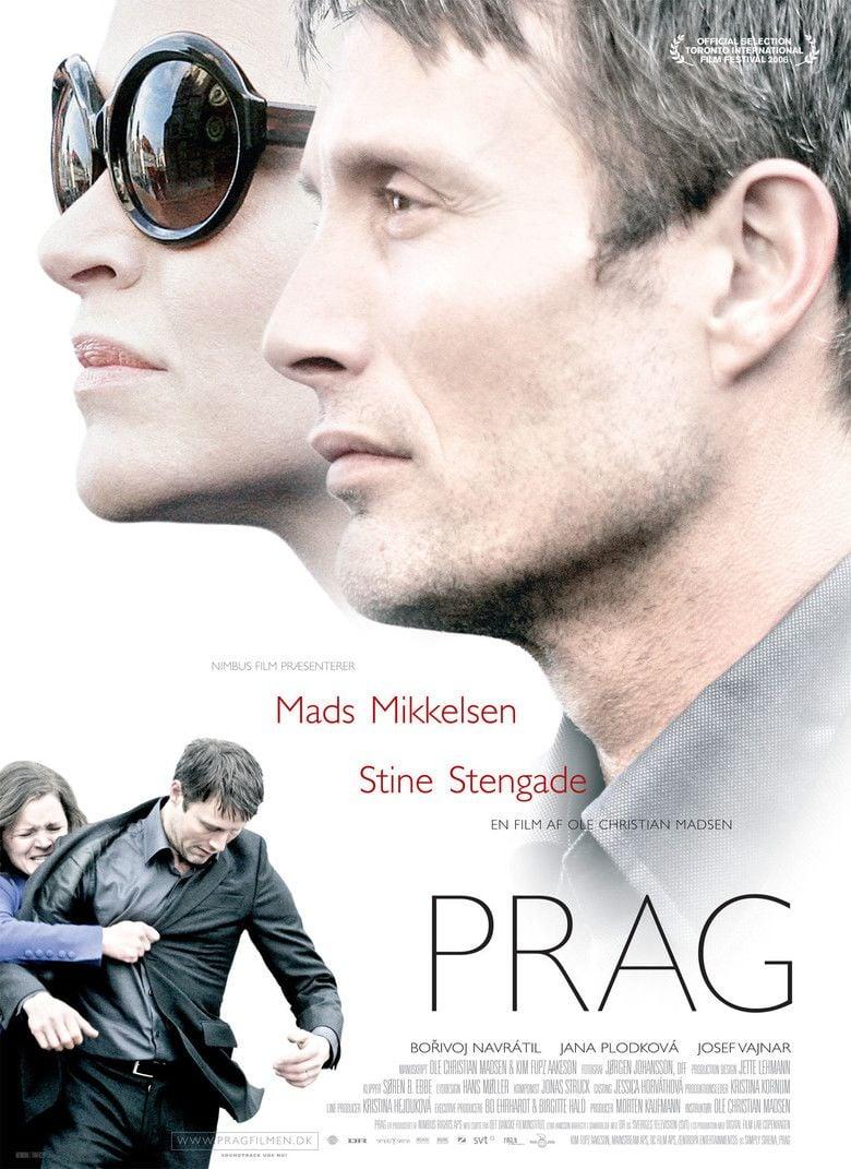 Prag (2006 film) movie poster