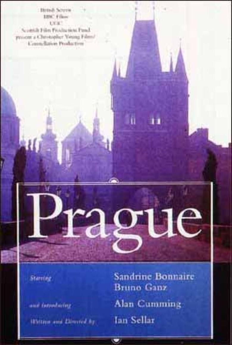 Prague (1992 film) movie poster