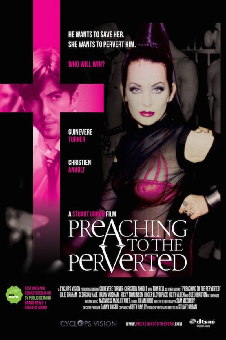 Preaching to the Perverted (film) movie poster