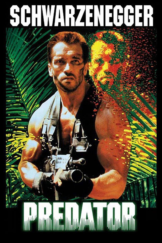 Predator (film) movie poster