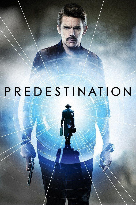 Predestination (film) movie poster