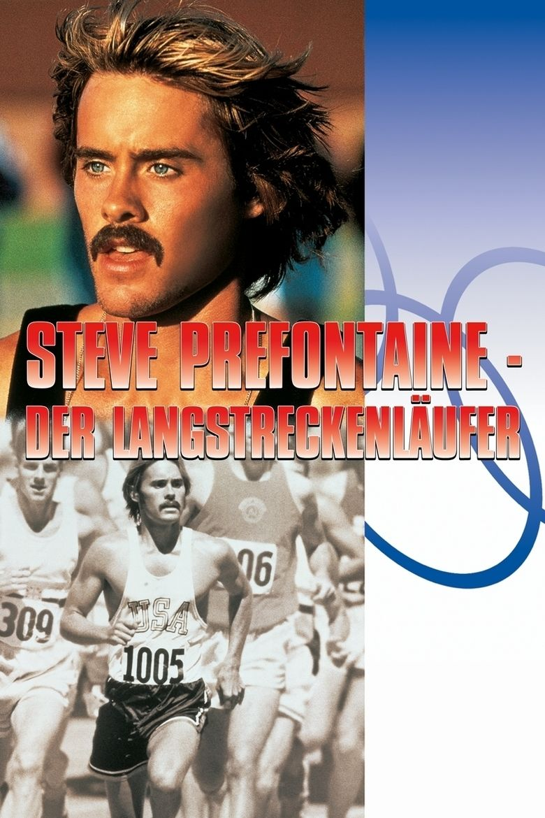 Prefontaine (film) movie poster