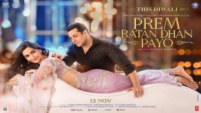 Prem Ratan Dhan Payo movie scenes