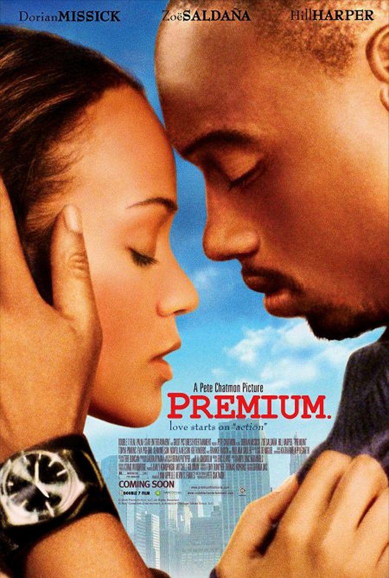 Premium (film) movie poster