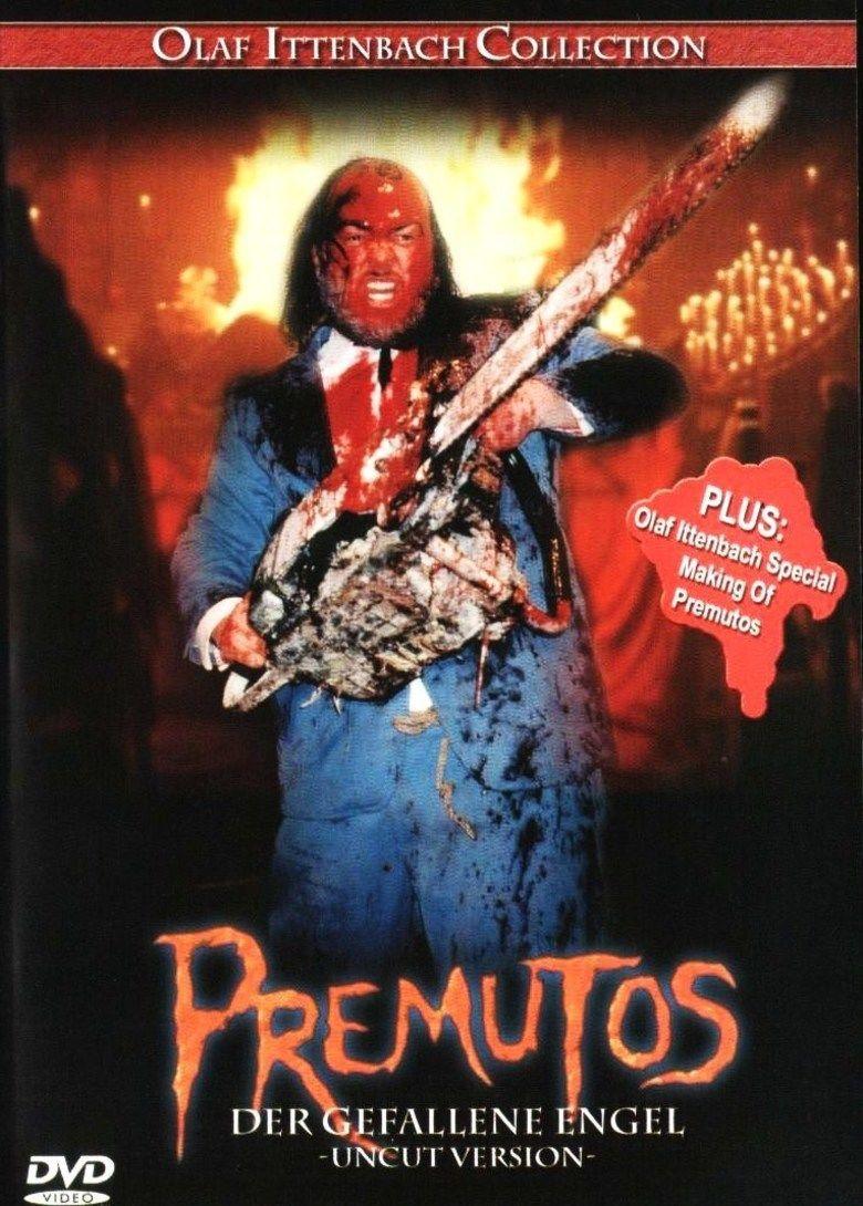 Premutos: The Fallen Angel movie poster