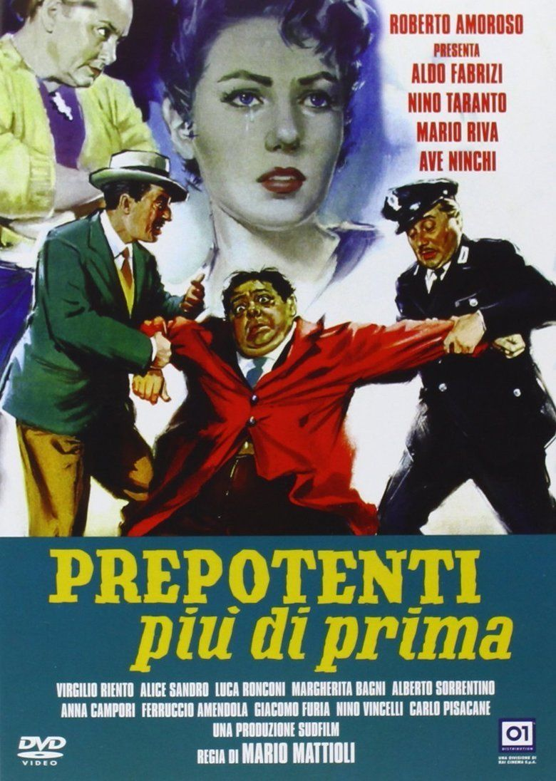 Prepotenti piu di prima movie poster