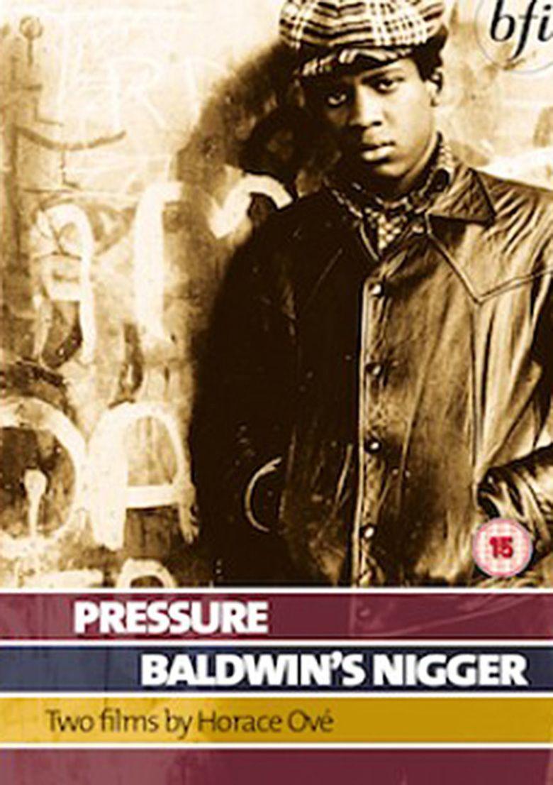Pressure (1976 film) movie poster