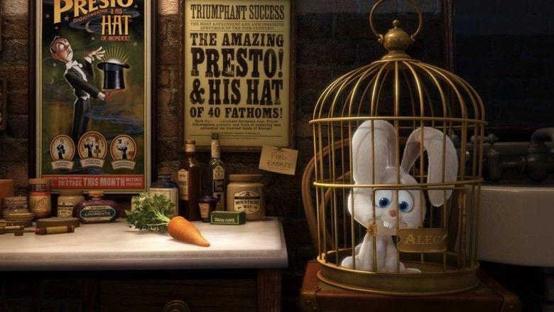 Presto (film) movie scenes