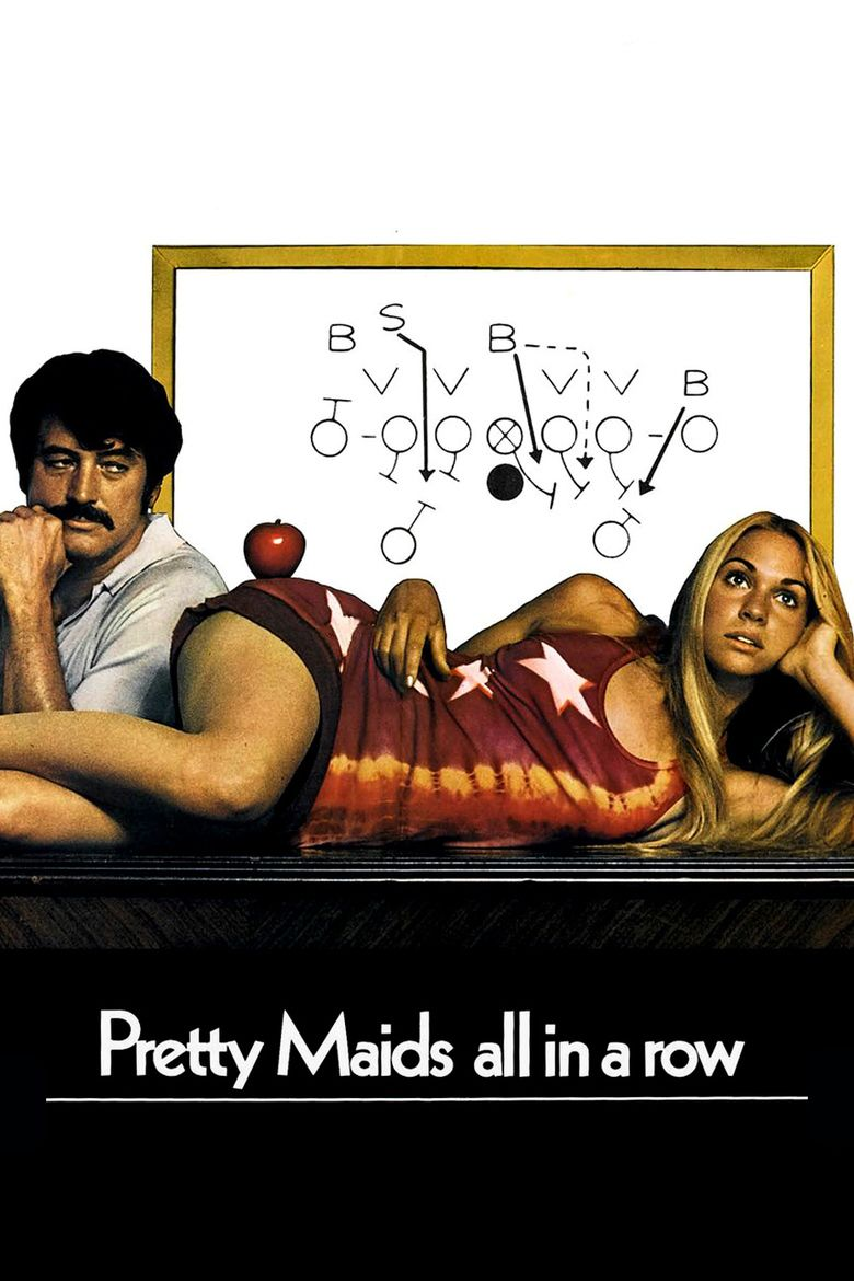 Pretty Maids All in a Row movie poster