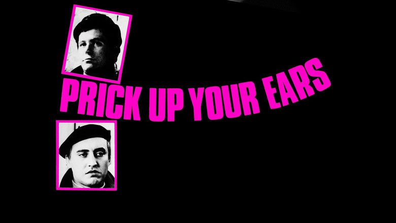Prick Up Your Ears movie scenes