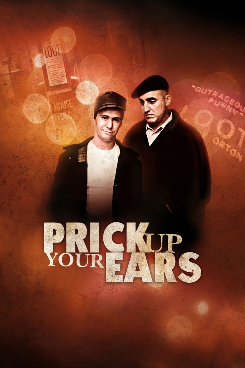 Prick Up Your Ears movie poster
