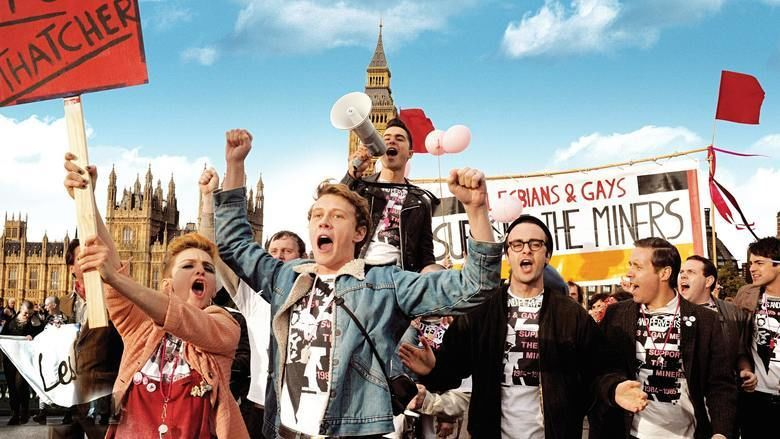 Pride (2014 film) movie scenes