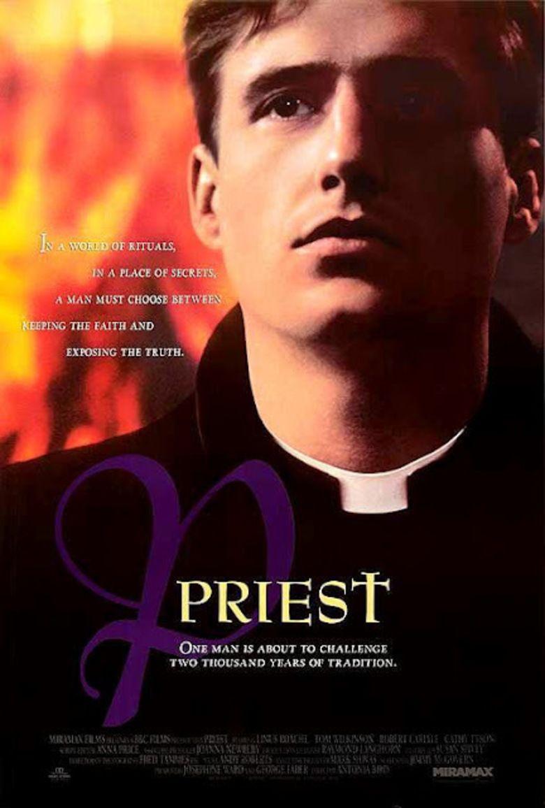 Priest (1994 film) movie poster