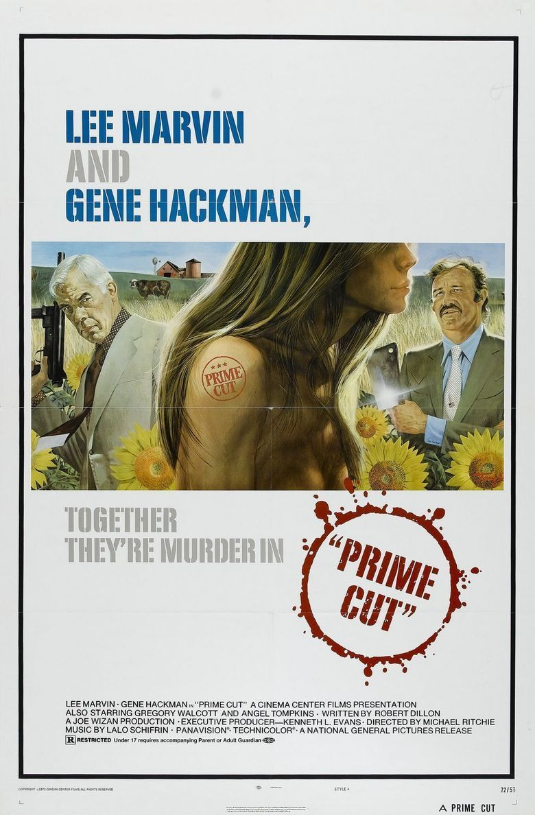 Prime Cut movie poster