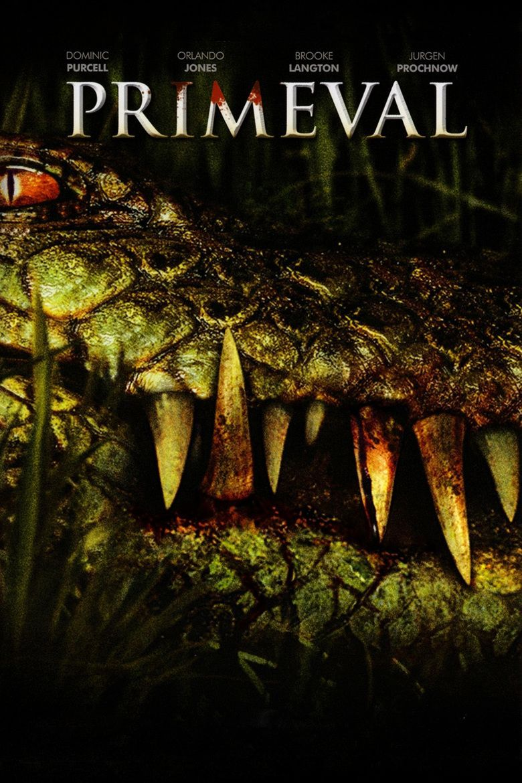 Primeval (film) movie poster
