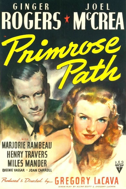 Primrose Path (film) movie poster