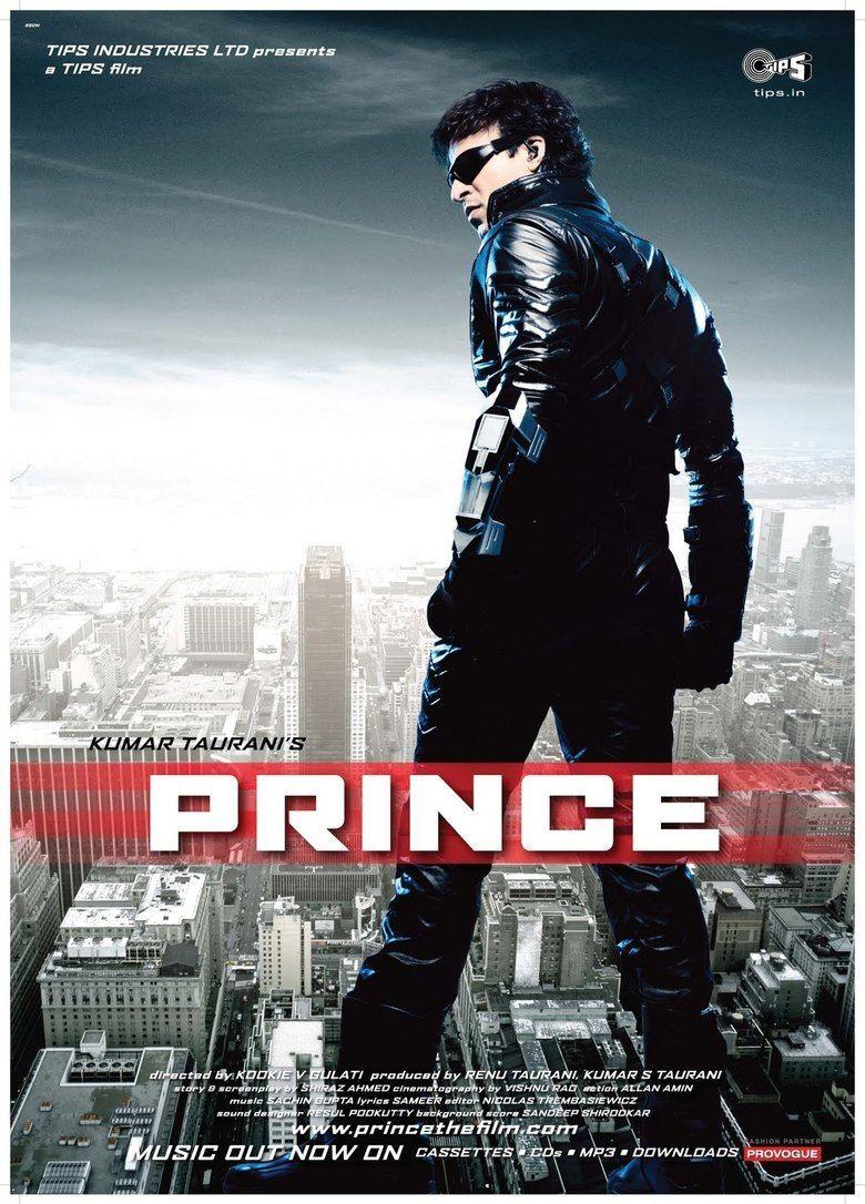 Prince (2010 film) movie poster