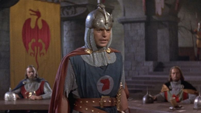 Prince Valiant (1954 film) movie scenes