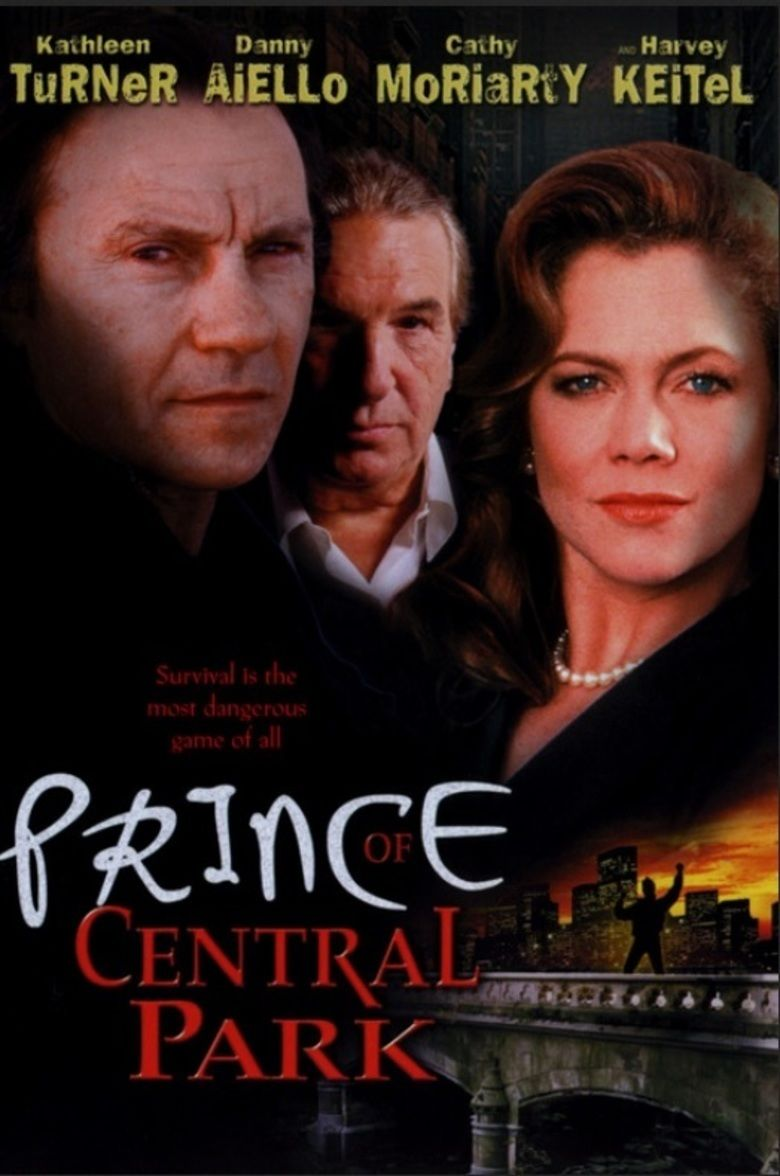 Prince of Central Park movie poster