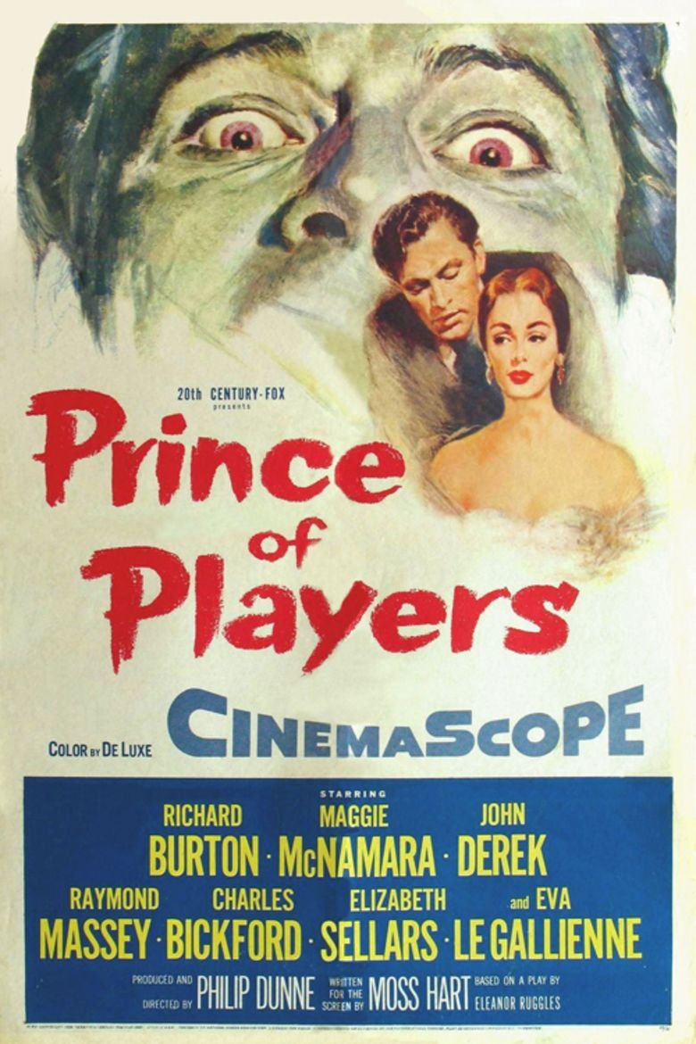 Prince of Players movie poster