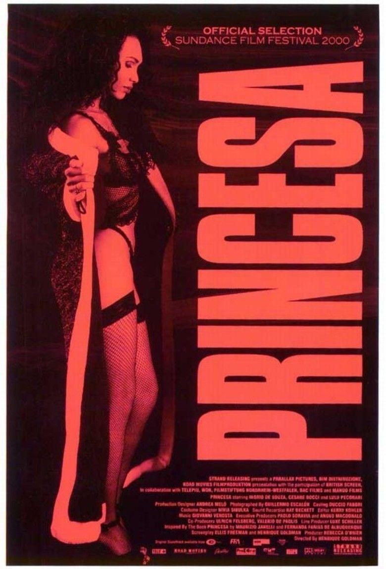 Princesa (2001 film) movie poster