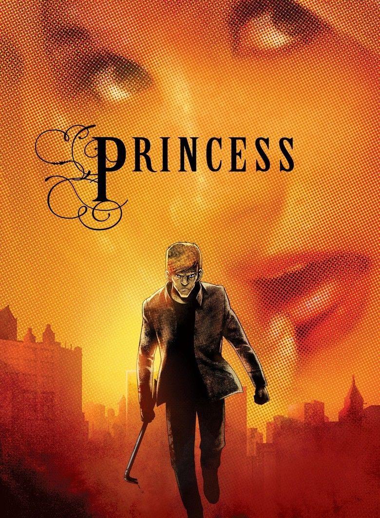 Princess (2006 film) movie poster