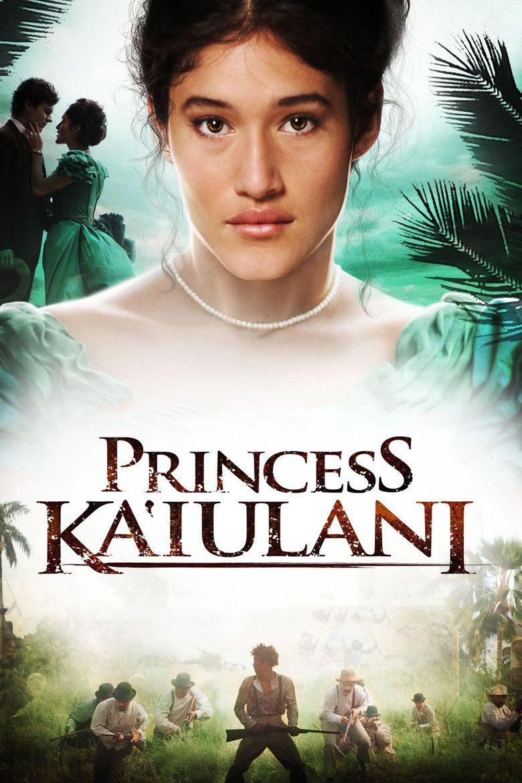 Princess Kaiulani (film) movie poster