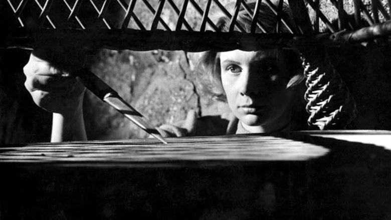 Prison (1949 film) movie scenes