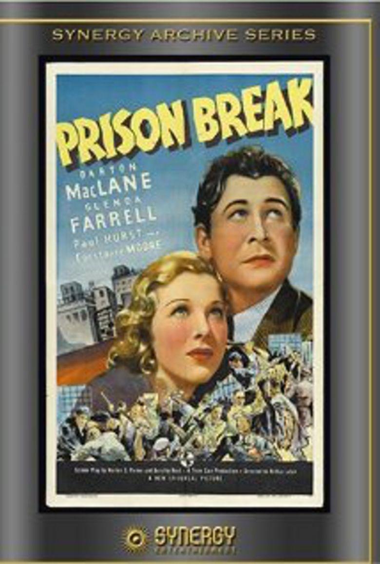 Prison Break (film) movie poster