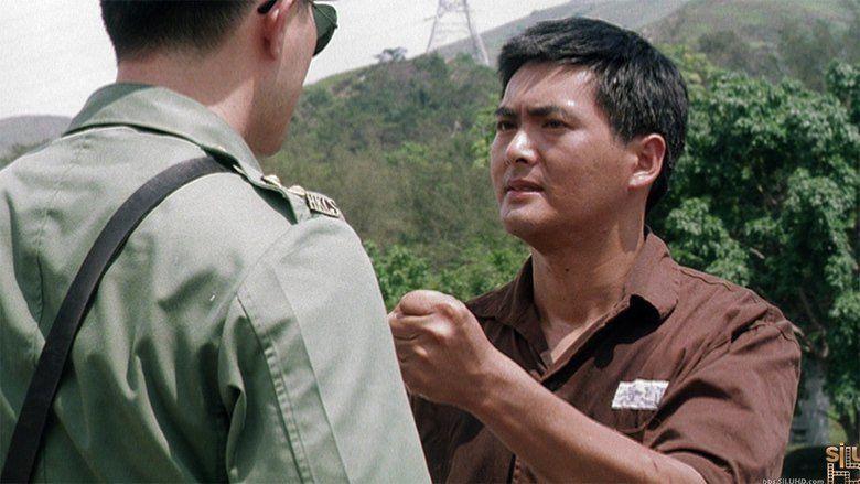 Prison on Fire II movie scenes
