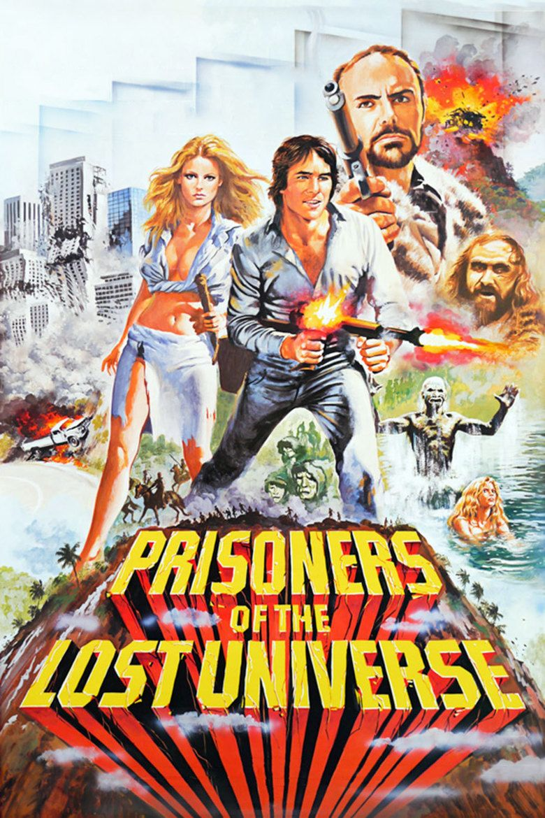 Prisoners of the Lost Universe movie poster