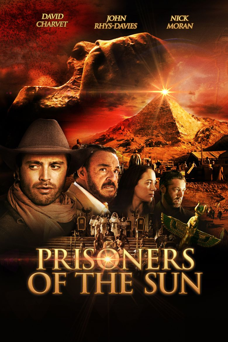 Prisoners of the Sun (film) movie poster