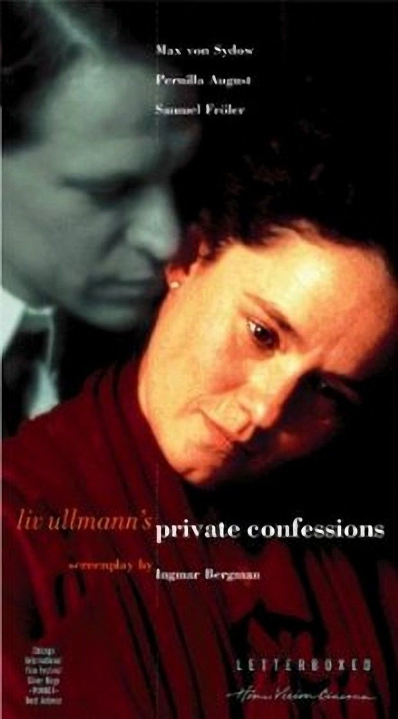 Private Confessions movie poster