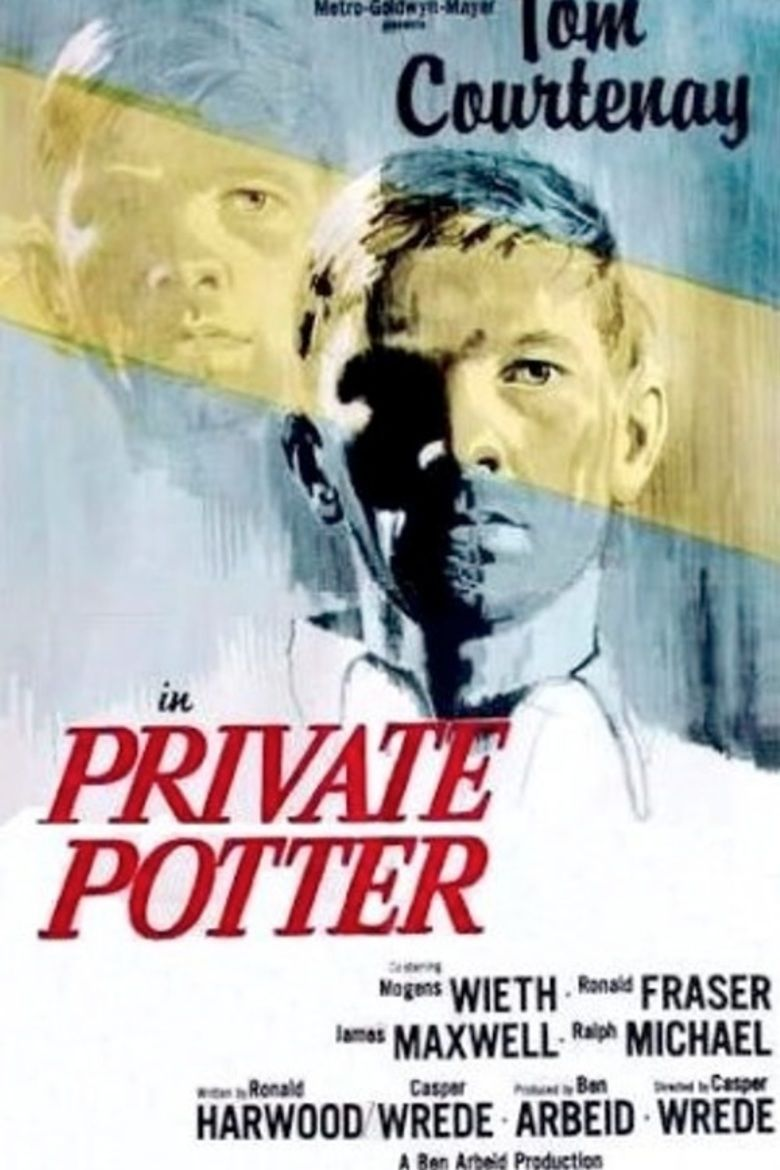 Private Potter movie poster