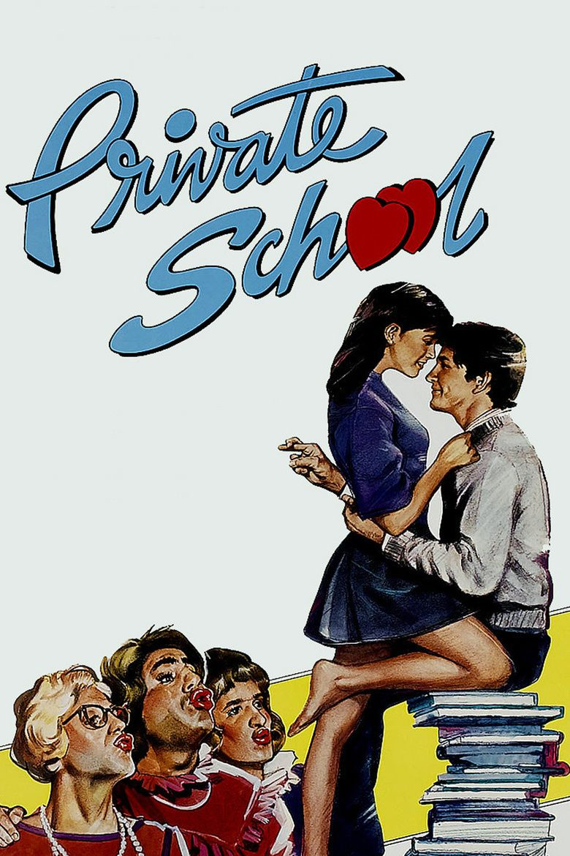 Private School (film) movie poster