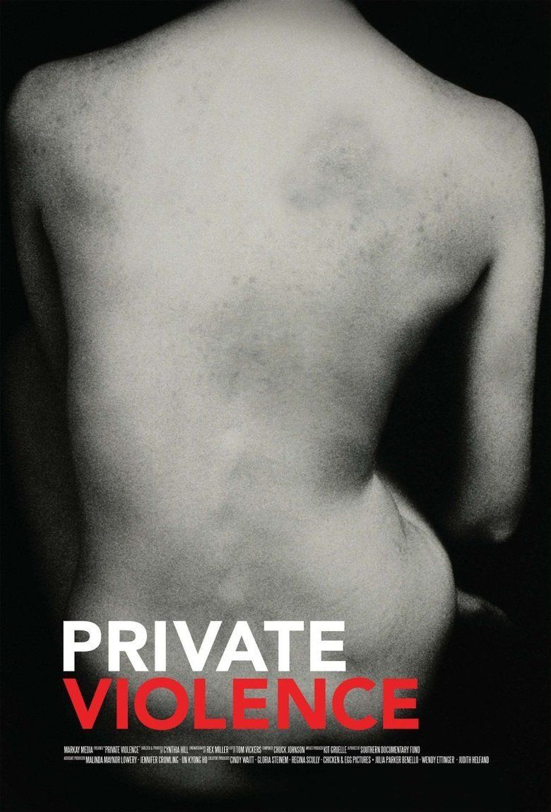 Private Violence movie poster