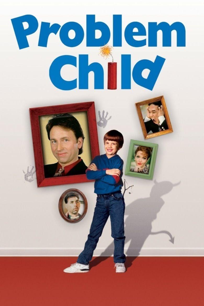 Problem Child (film) movie poster