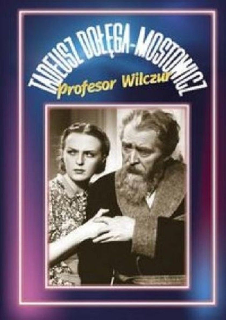 Profesor Wilczur movie poster