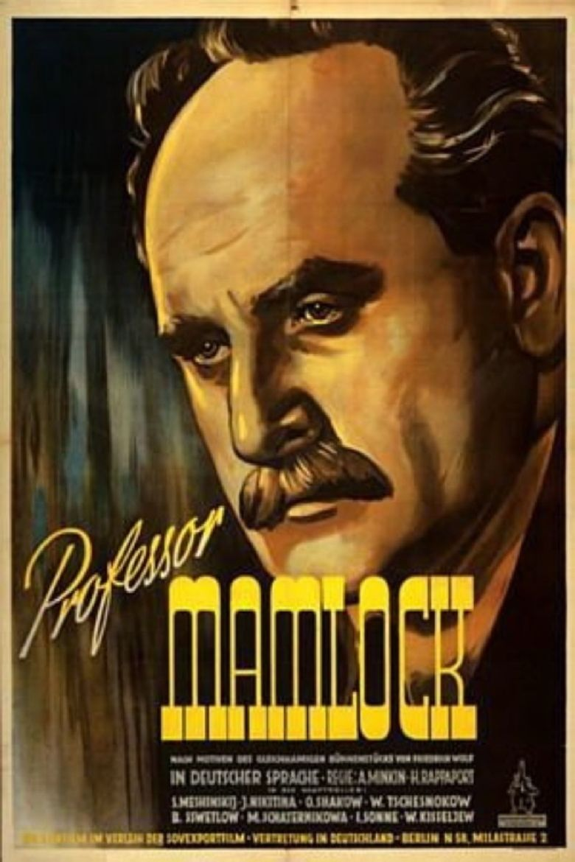 Professor Mamlock (1938 film) movie poster
