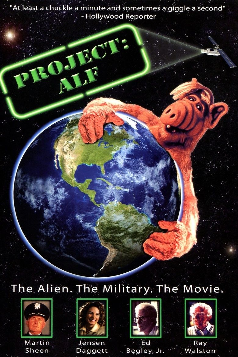 Project ALF movie poster