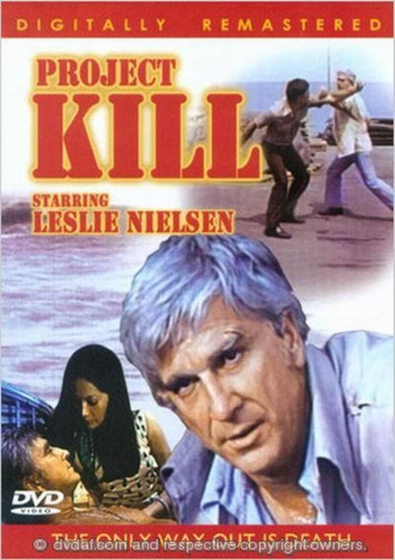 Project Kill movie poster