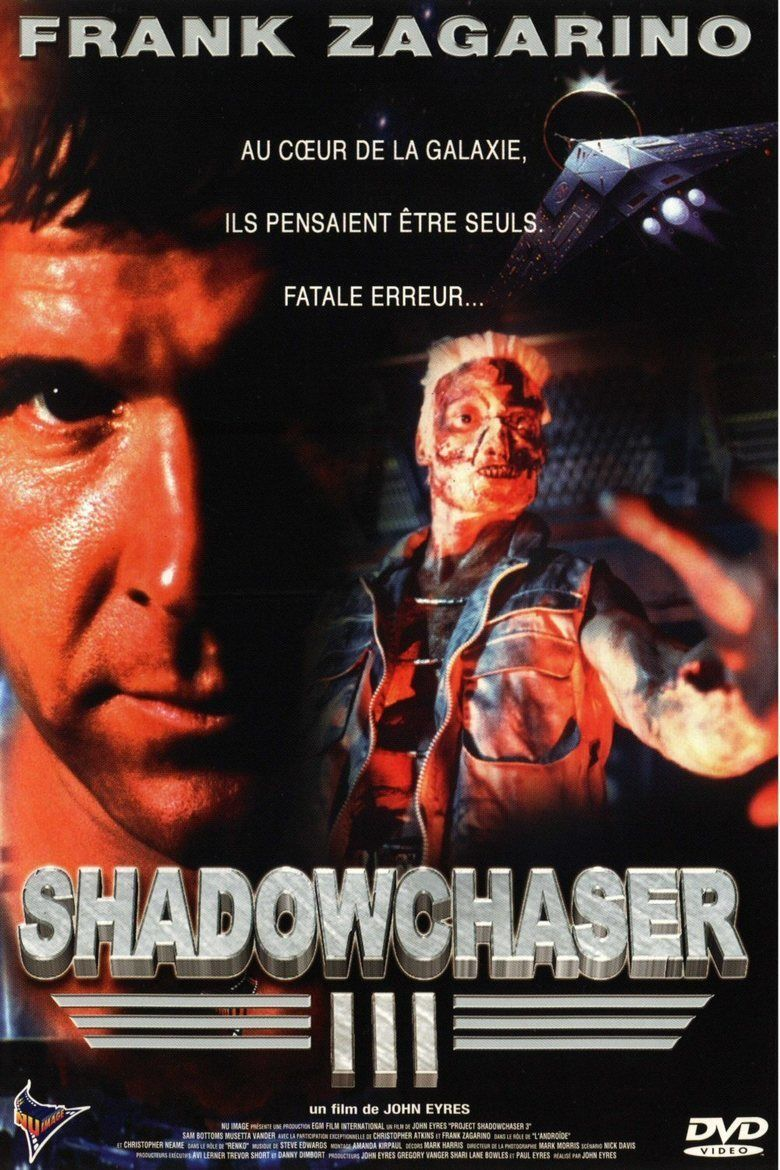 Project Shadowchaser III movie poster