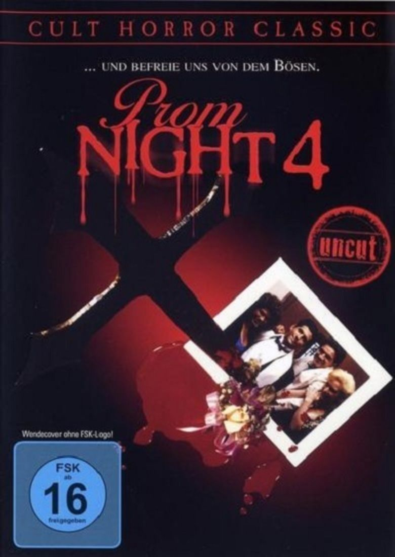 Prom Night IV: Deliver Us from Evil movie poster