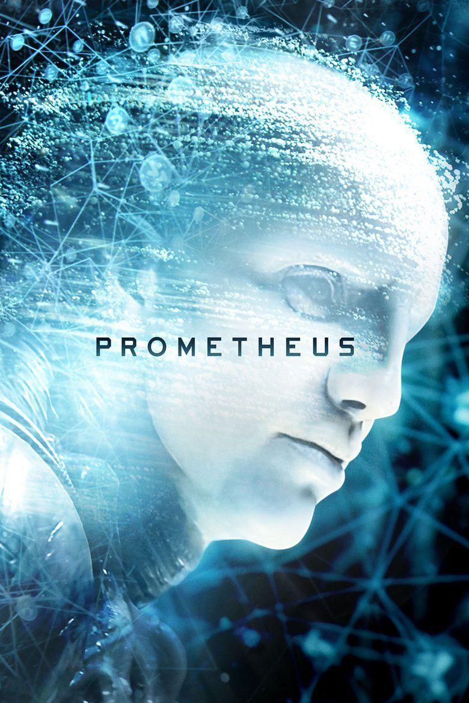 Prometheus (2012 film) movie poster