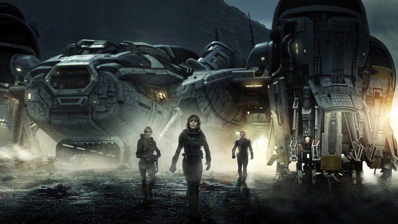 Prometheus (2012 film) movie scenes