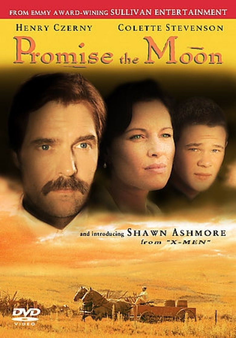 Promise the Moon movie poster