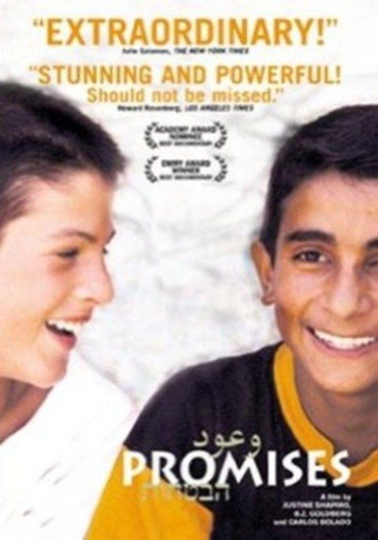 Promises (film) movie poster